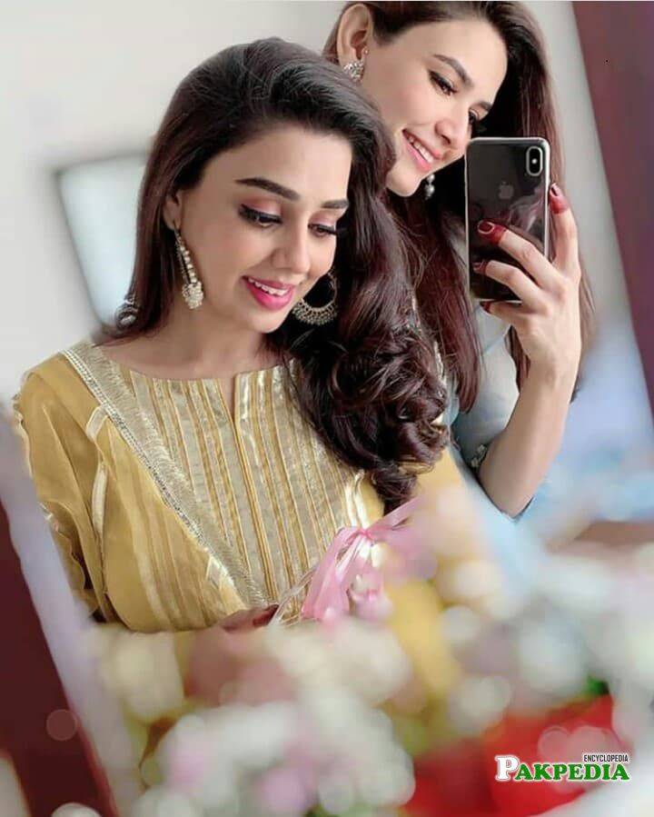 Yasmin Huq Family