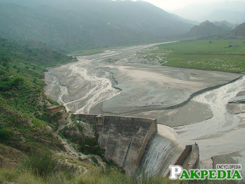 Karak is the most green full area