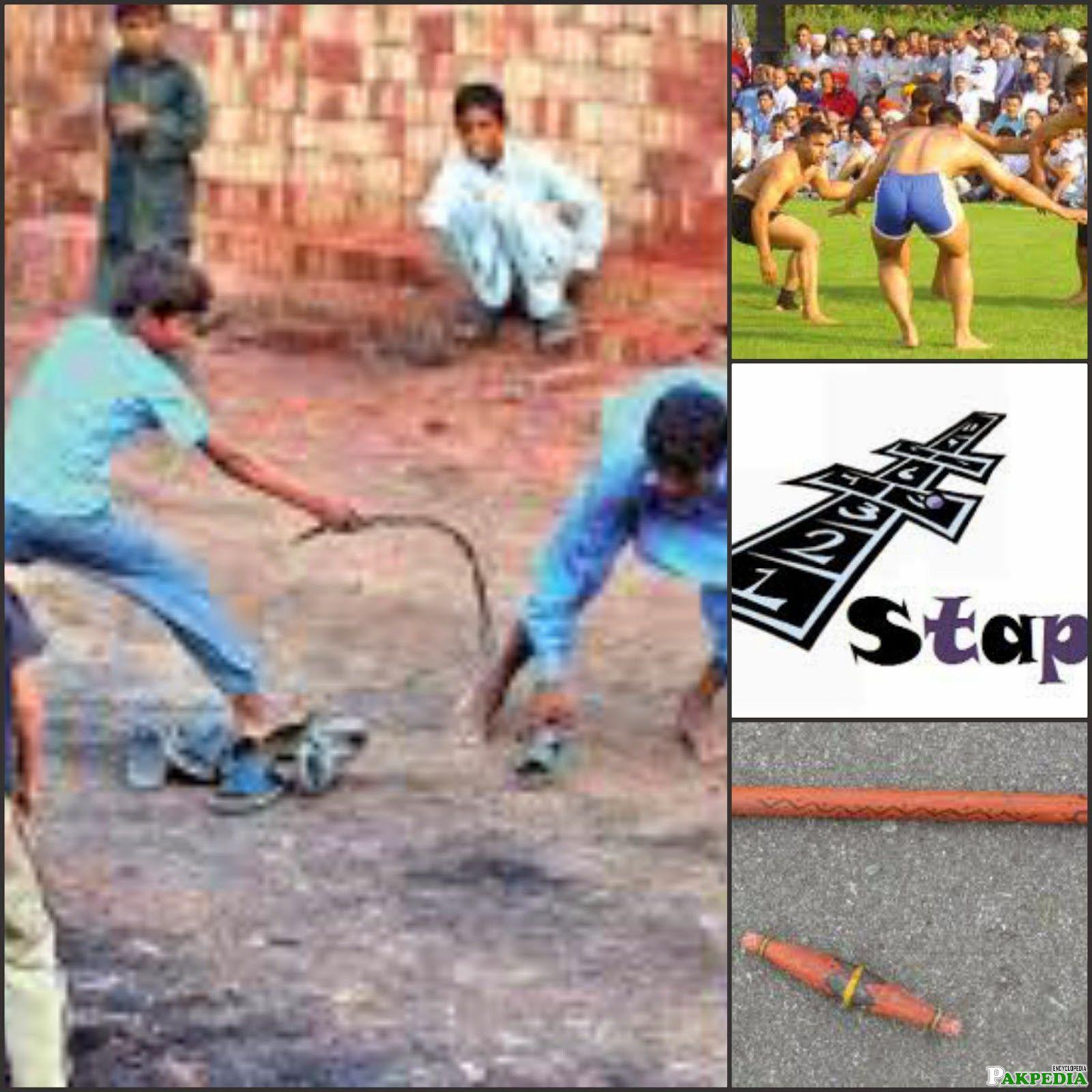 Saraiki Sports