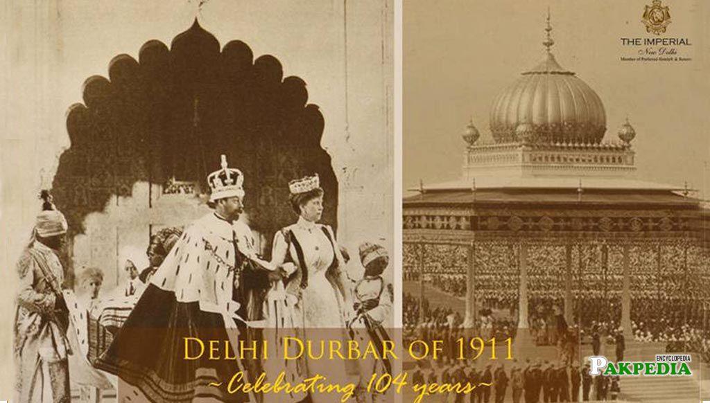Dehli Durbar