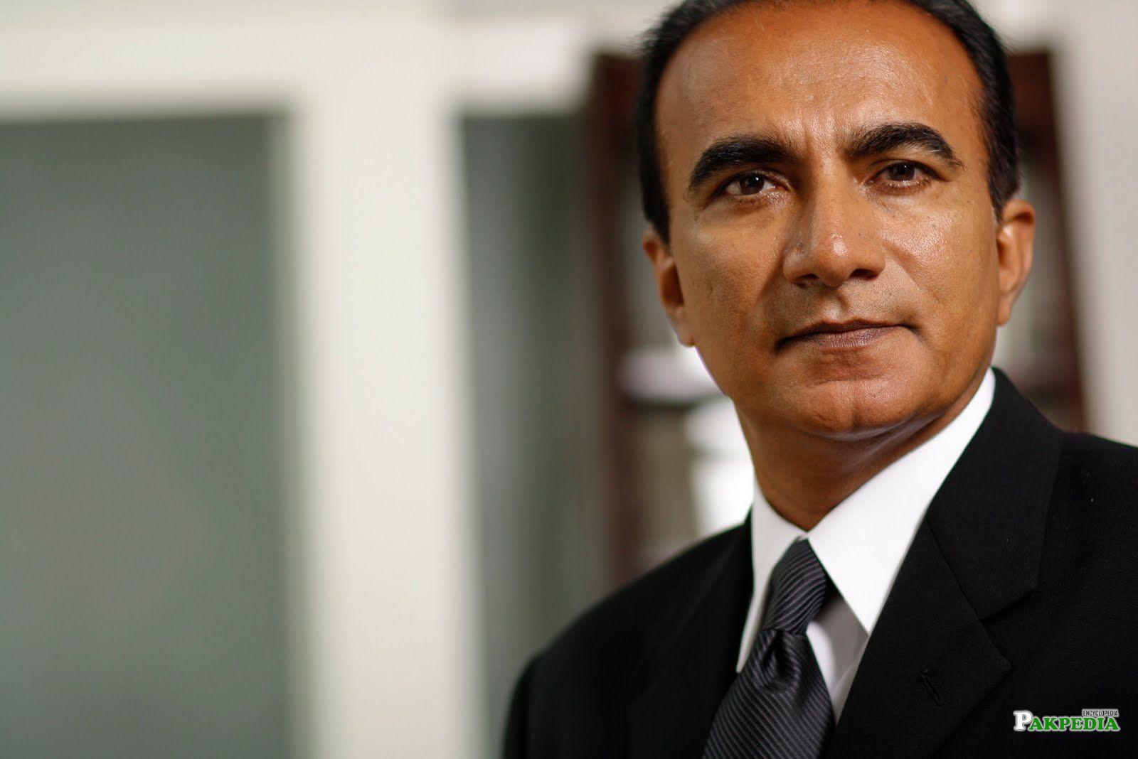 Pakistani-American Actor