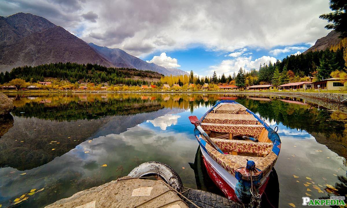 Skardu Lake Pakistan