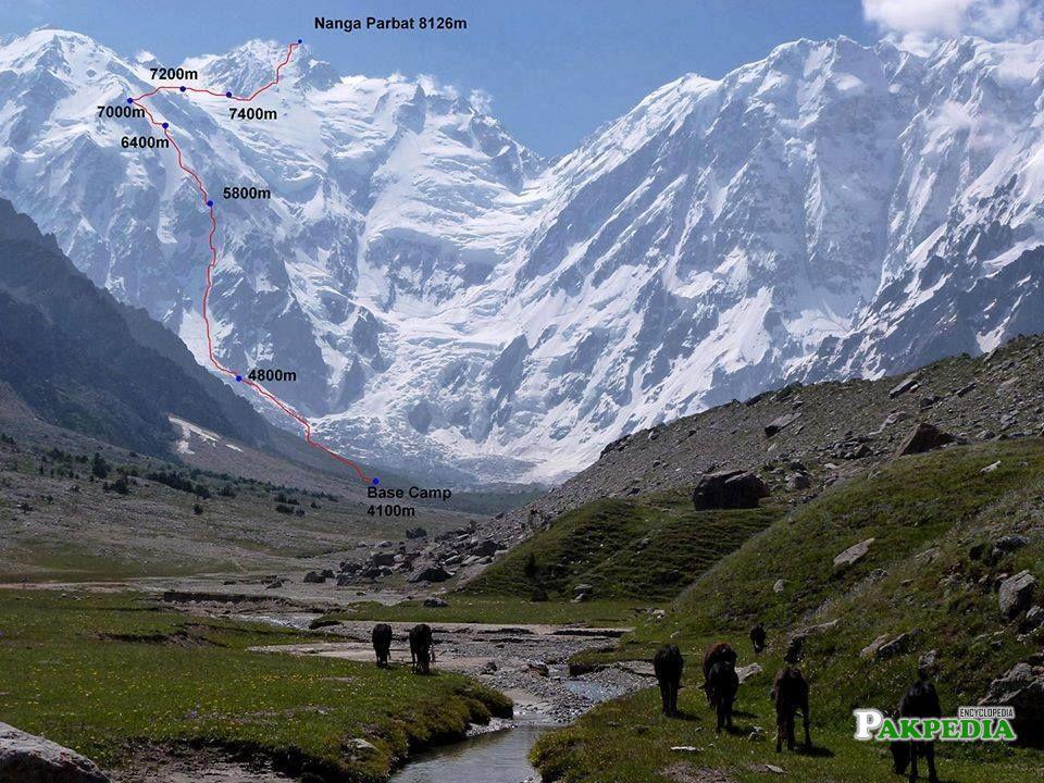Pakistan's Mountain