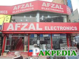 Afzal Electronics's shop