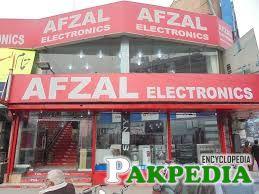 Afzal Electronics's shop