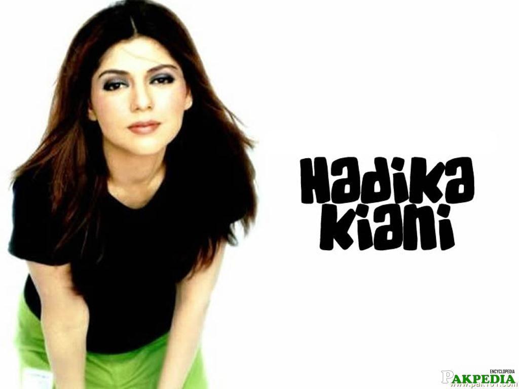 Hadiqa Kiani Great Singer