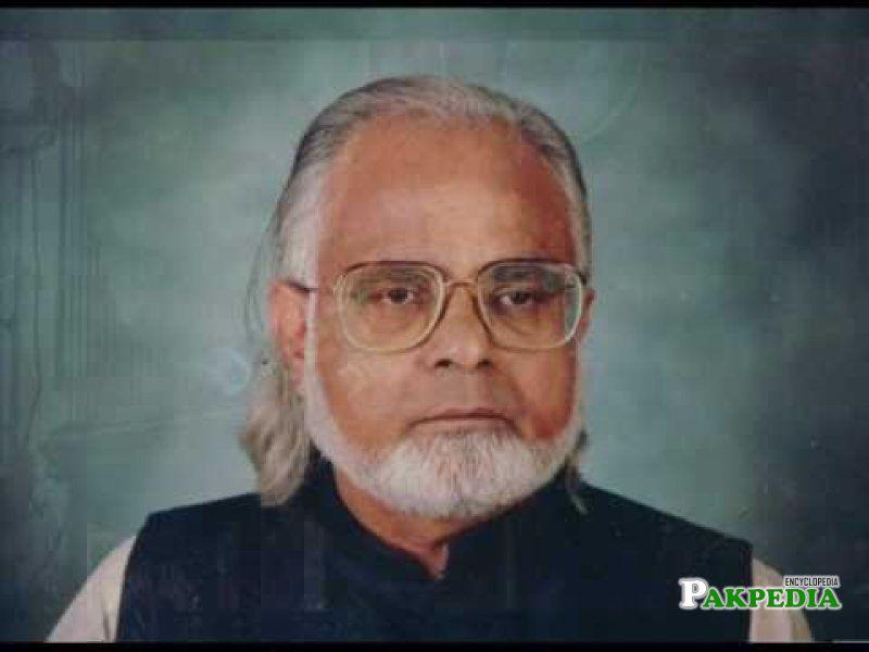 Pakistani Urdu Poet