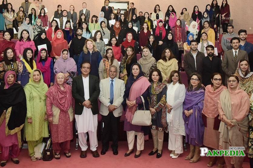 Senators of Pakistan