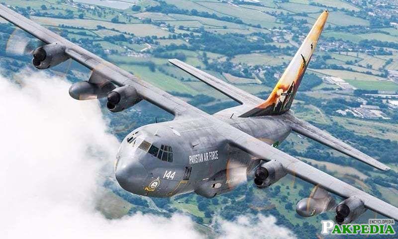 Pakistan Air Force Heavy Craft