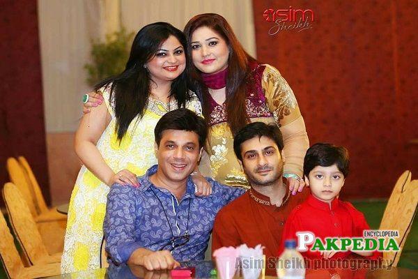Kamran Jilani Family