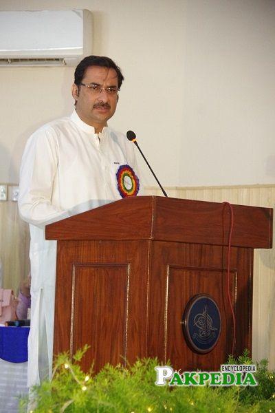 Faisal Farooq Biography