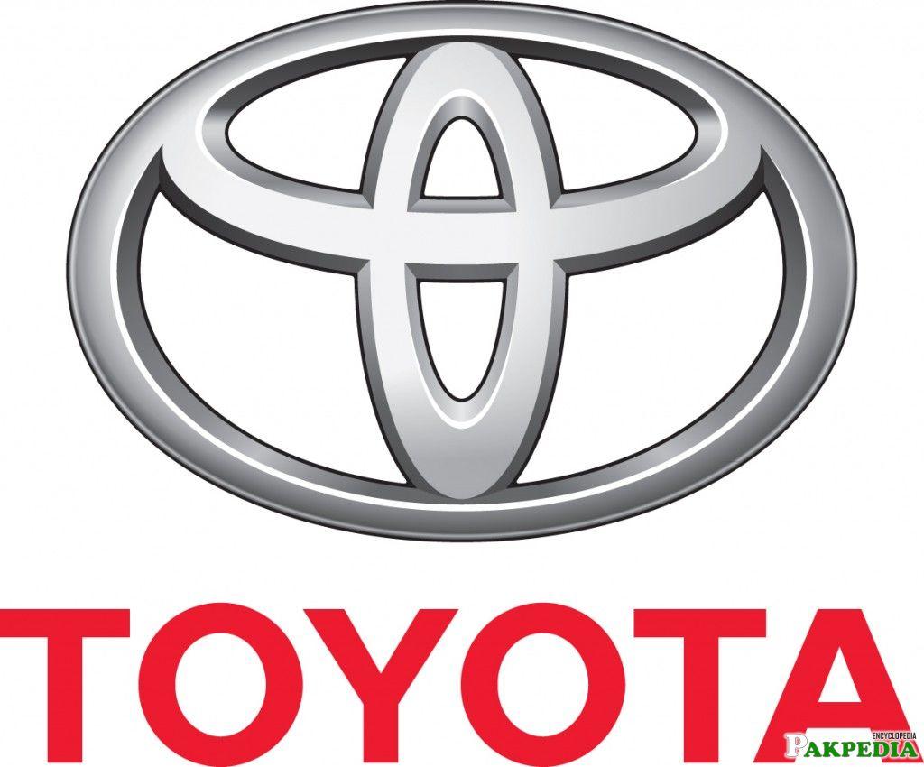 Toyota Pakistan logo