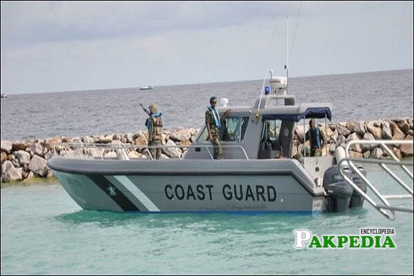 Pakistan Coast Guard