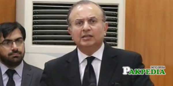 Justice Syed Mansoor Ali shah