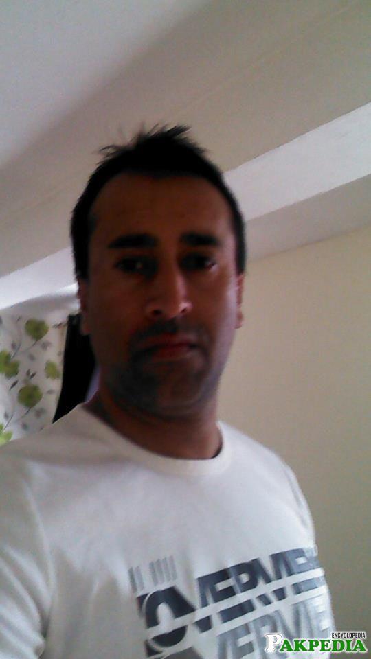 Saeed Bin Nasir Right-arm offbreak Bowler