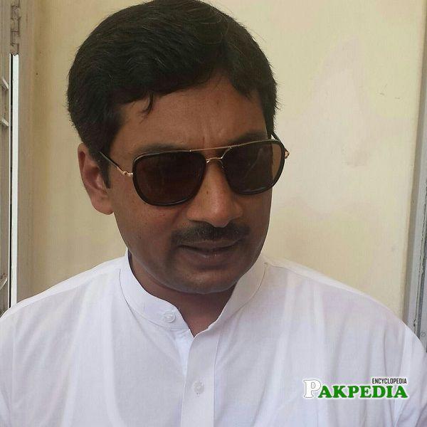 Malik Ahmad Saeed Khan Biography
