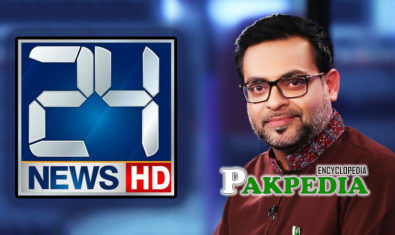 Joined 24 News Channel