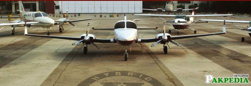 Hybrid Aviation