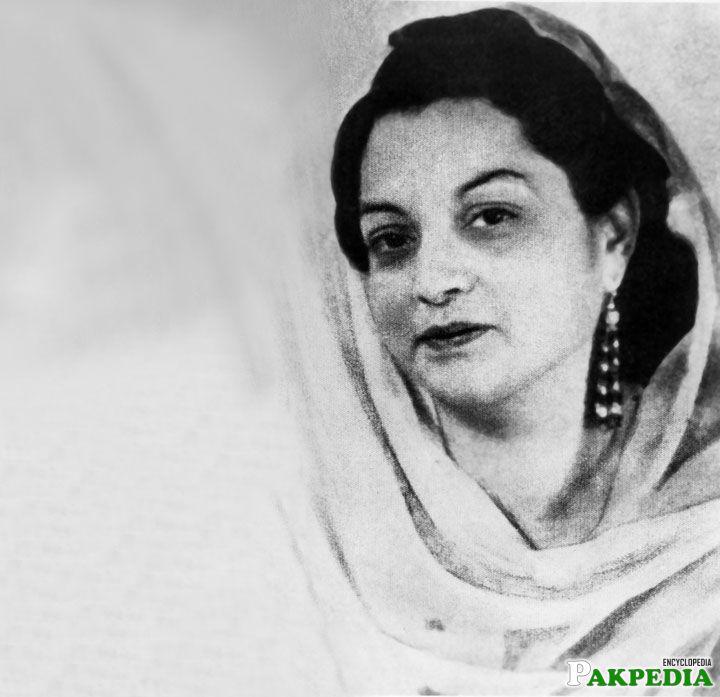 Ra'ana Liaquat Ali Khan Great Lady
