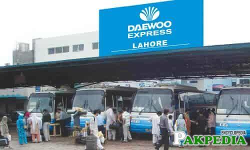Daewoo Express Bus Service introduces 'Gold Class'