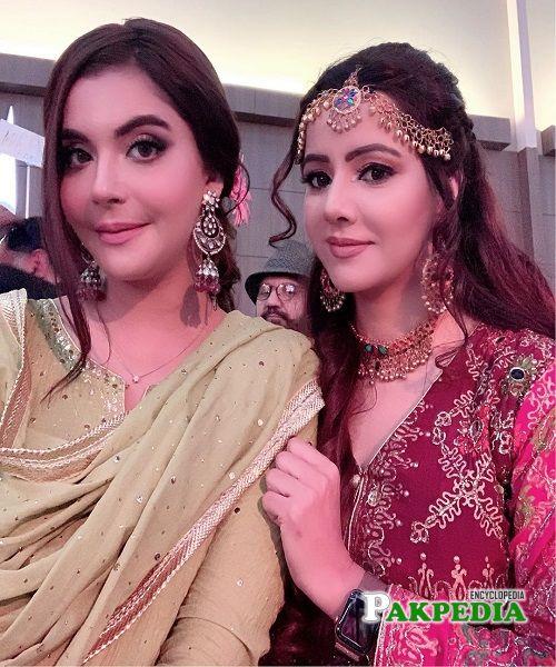 Nida Yasir Sister
