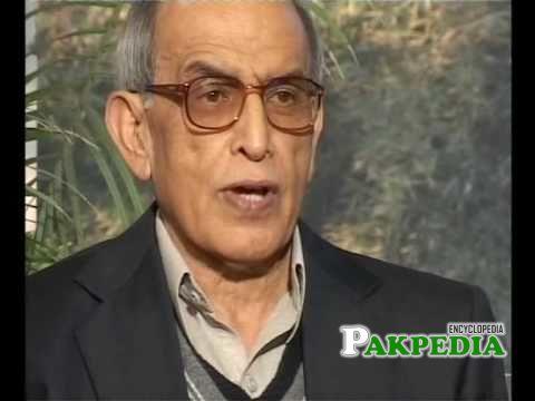 A Personal interview of Farooq Leghari