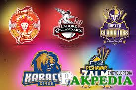 Pakistan super league five teams