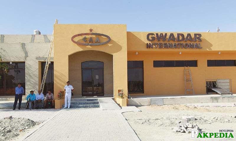 Gawadar International Airport