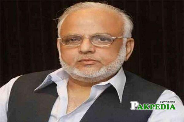 Ejaz Ahmed Chaudhary Biography
