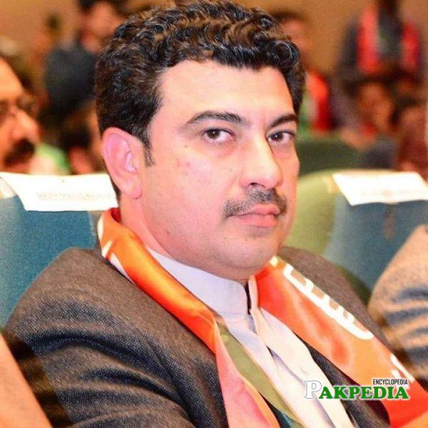 Ansar Majeed Khan Niazi elected as MPA