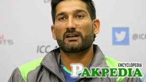 Sohail Tanvir in Conference
