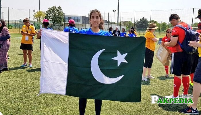 Hajra achieved 3 Football related Guiness World records