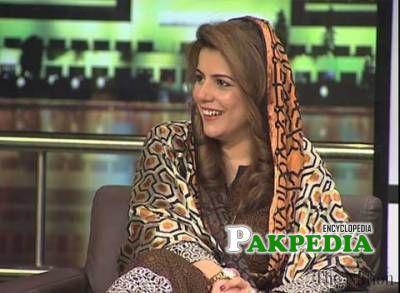 Naz Baloch in Mazak raat