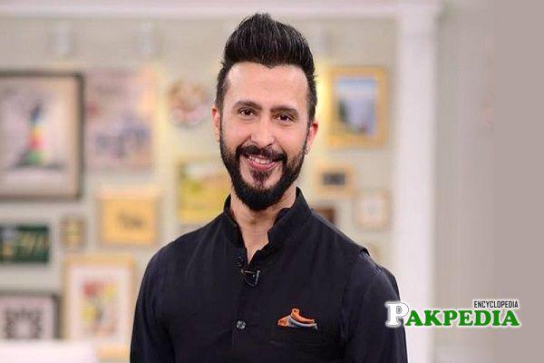 Ali Kazmi Biography
