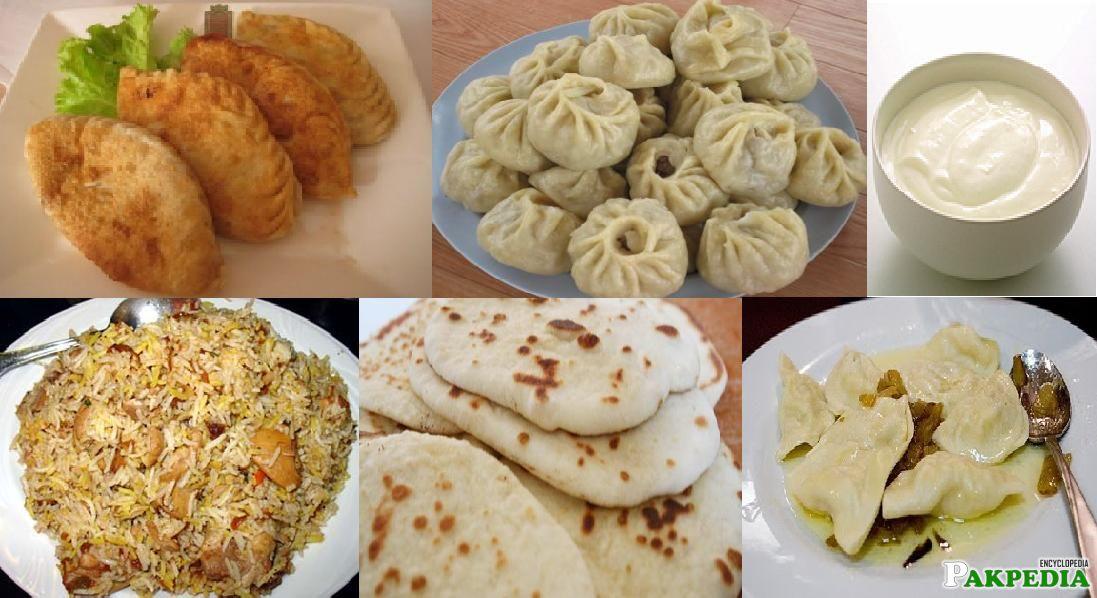 Hazara Food