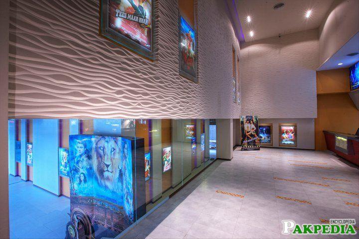 Abbottabad Cinema 5D Wonder World Cinema