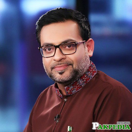 Aamir Liaquat Nice Photo