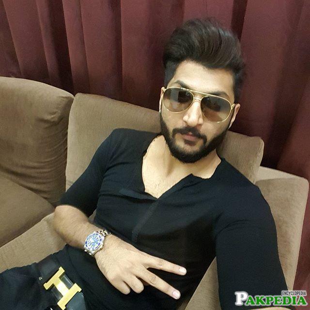 Bilal Saeed personal image