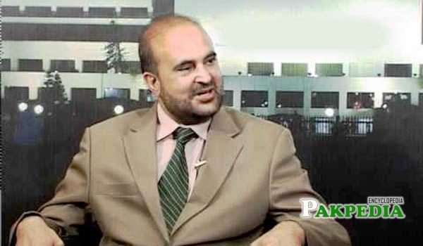 ghulam farooq awan is a Lawyer
