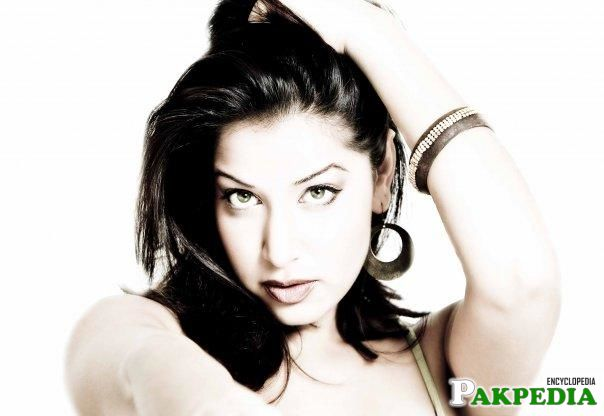Miss Pakistan Naomi Zaman