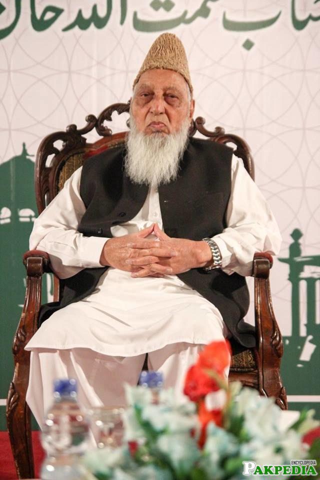 Naimatullah Khan at