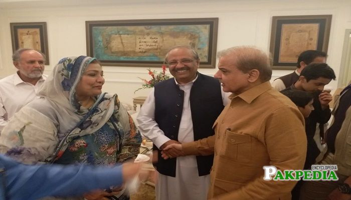 Begum Ishrat Ashraf elected as MPA for first time