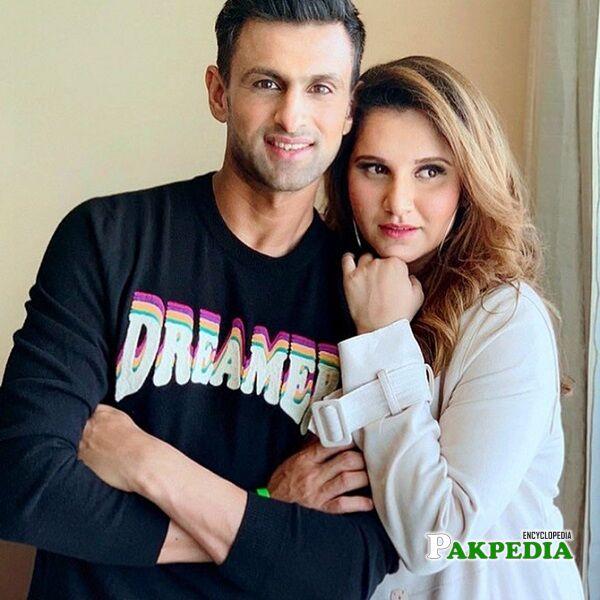 Shoaib Malik wife