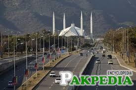 Pakistan's capital city Islamabad