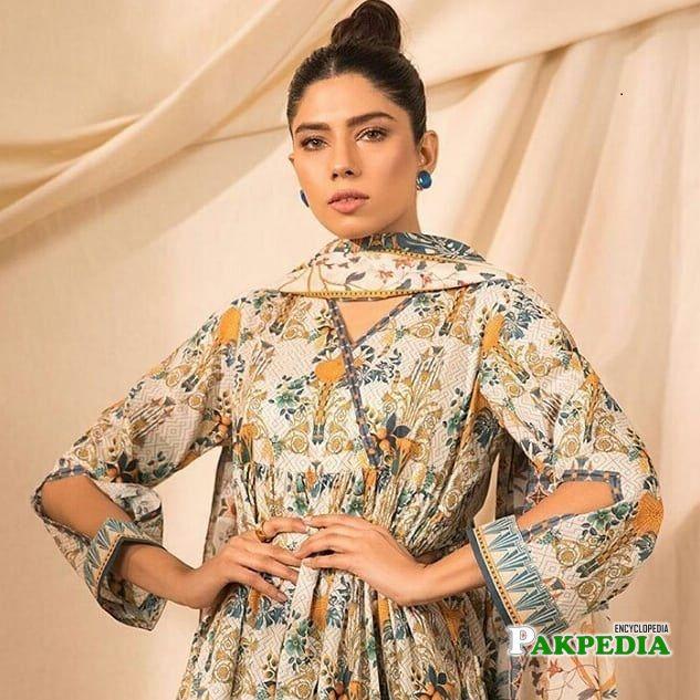 Supermodel Anam Malik