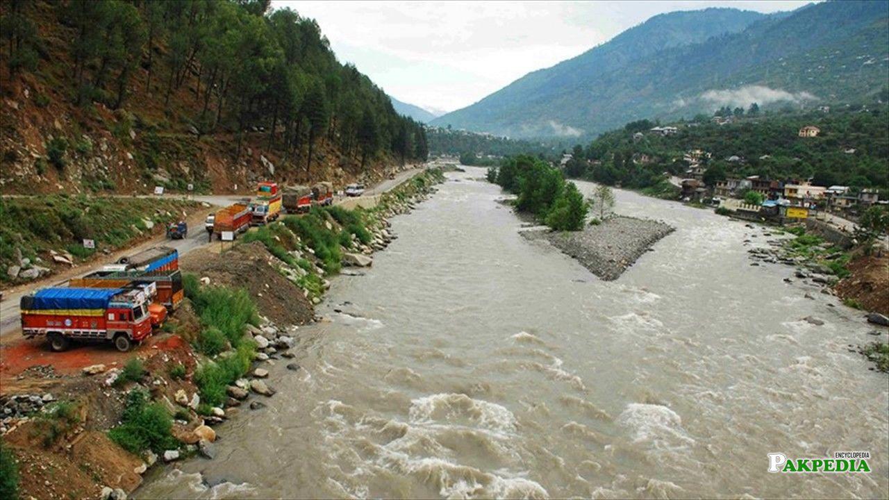 Beas river, himachal pardesh