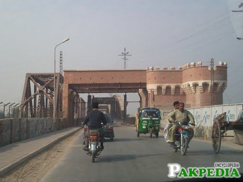Ayub Bridge