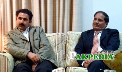 Mr. Sajid Hussain Turi MNA & Sardar Muhammad Hussain Dogar MPA's Visit of Australia