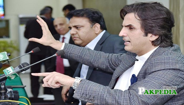 Khusro Bakhtiar appointed as Federal Minister for Planning, Development and Reforms