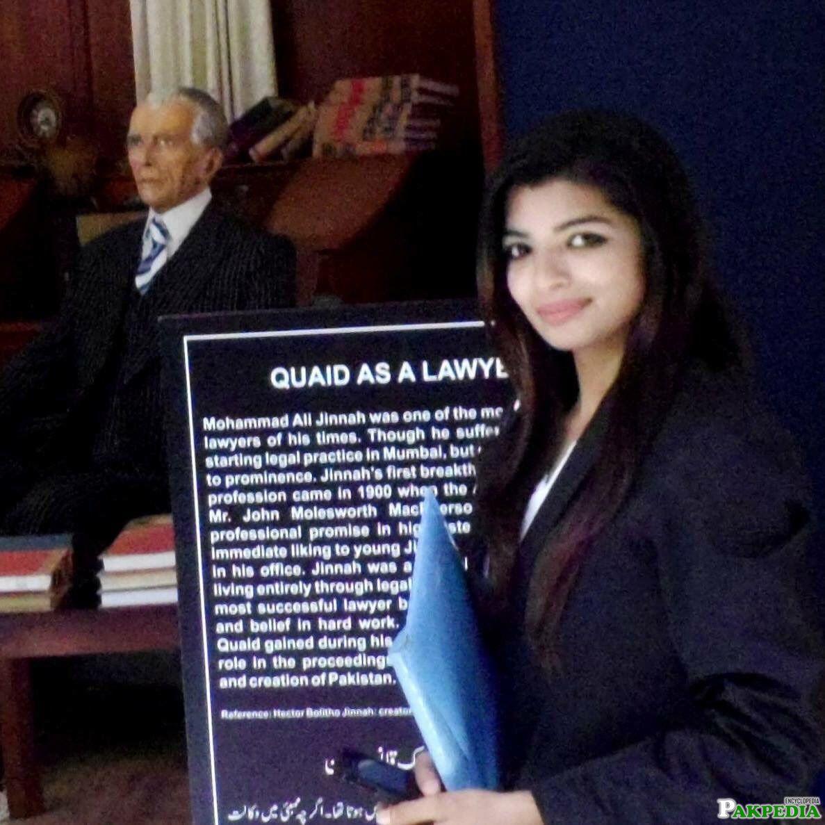 Zeenat Shehzadi is a journelist